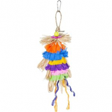 Prevue Pet Products - Prevue Grassy Dance Bird Toy - Assorted - Small