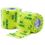 Andover Healthcare - Petflex Cohesive Bandage Bitter No Chew  - YELLOW 2 INCH/6 PACK