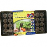 Jiffy/Ferry Morse Seed - Jiffy Tomato Starter Greenhouse - Brown - 36 Cell