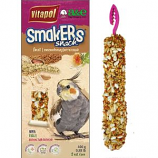 A&E Cage Company - A&E Treat Stick Cockatiel Twin Pack - Nut - 2 Pack
