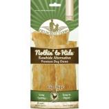 Fieldcrest Farms - Nothin' To Hide Rawhide Alternative Flip Chips - Chicken - 8Pk