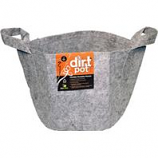 Hydrofarm Products - Hydrofarm Dirt Pot With Handle - 7 Gallon