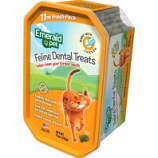 Emerald Pet Products - Cat Dental Treat Tub - Chicken - 11 Oz