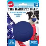 Ethical Dog - Barrett Ball - Blue - Medium/4 Inch