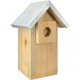 Natures Way Bird Products - Nature'S Way Bluebird House - Weathered Galva - 11X6.75X6