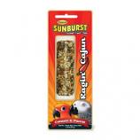 Higgins Premium Pet Foods - Sunburst Gourmet Treat Stick Cajun Conure/Parrot - 2 oz