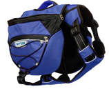 BayDog - Saranac Backpack- Blue - X Large
