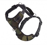BayDog - Chesapeake Harness- Camo - Medium