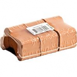Southern Patio - Clay Foot - Terra Cotta - 2 Inch