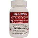Our Pets Pharmacy - Quad-Worm - 2-20Lb/4 Ct