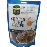 Petiq - Betsy Farms Bistro Surf 'N Turf Recipe - Beef/Fish - 8 Oz