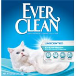 Clorox Petcare Products - Ever Clean Activated Charcoal Cat Litter - Unscented - 25 Pound