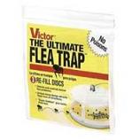 Woodstream Lawn & Garden - Victor Flea Trap Refill--3 Pk