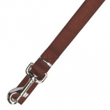 Zack & Zoey - Lead - 6Feet x 5/8Inch - Brown