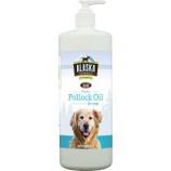 Alaska Naturals Pet Prod - Alaska Naturals Pollock Oil Dog - 32 Oz