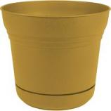 Bloem - Saturn Planter - Earthy Yellow - 7 Inch