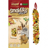 A&E Cage Company - A&E Treat Stick Small Animal Twin Pack - Vegetable - 2 Pack