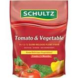 Schultz - Tomato Vegetable Slow Release Plant Food 10-12-12--3.5Lb