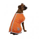 Zack & Zoey - Nor'Easter Blanket Coat - Small - Orange