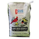 Shafer Seed Company - Sunflower Hearts Coarse - 50 Pound