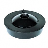 K & H Manufacturing - Thermo-Pond Floating De-Icer-Black-3.0 / 100 Watt