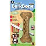Pet Qwerks - Barkbone Wood Flavored Bone-Mint-Medium
