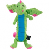 Quaker Pet Group - Godog Skinny Dragon - Green - Large