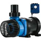 Current Usa - Eflux Dc Flow Pump Loop Compatible - Black/Blue - 3170 Gph