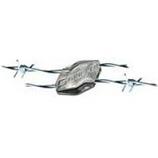 Bekaert Corporation - Gripple Barbed Wire--10 Pack