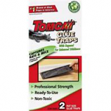 Motomco - Tomcat Prebaited Glue Boards Rat And Mouse Traps-2 Pack