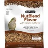 Zupreem - Zupreem Nutblend Medium Birds - Medium