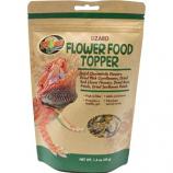 Zoo Med - Lizard Flower Food Topper - 1.4 Oz