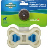 Petsafe - Toys/Treats - Busy Buddy Forever Scented Rubber Bone - Vanilla - Small