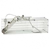 Woodstream Havahart- Havahart 1-Door Easy Set Small Animal Trap--17X5X5 Inch