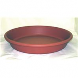 Myers Industries - Classic Pot Saucer - Clay - 24 Inch