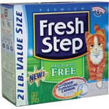 Clorox Petcare Products - Fresh Step Ultra Unscented - Fragrance Free - 20 Pound