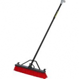 Zenith Innovations - Power Grip Pro Rough Surface Pushbroom
