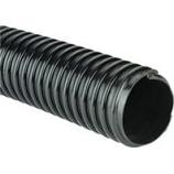 Oase Living Water - Corrugate TubInchg - Black - 20Ft X 1.5Inch