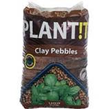 Hydrofarm Products - Plant!T Clay Pebbles - 40 Liter/4 - 16Mm