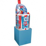 Ourpets Company - Icee Dog Toy Floor Display - Assorted - 36 Piece