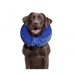 Kong License - Kong Cloud Inflatable Collar - Blue - Small