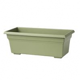 Novelty Mfg -Countryside Flowerbox-Sage-30 Inch