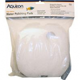 Aqueon Products Supplies - Quietflow Water Polishing Pad - White - Small - 2 Pack