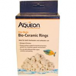 Aqueon Products-Supplies-Quietflow Bio Ceramic Rings - 1 Lb