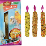 A&E Cage Company - A&E Treat Stick 3In1 Mix Parakeet Twin Pack - 2 Pack