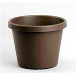 Myers Industries - Classic Pot - Chocolate - 6 Inch