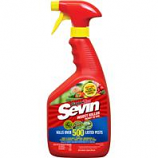 Gulf Stream Home & Garden - Sevin Insect Killer Ready To Use - 32 Oz.