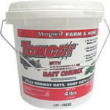 Motomco  - Tomcat Bromethalin Bait Chunx-4 Pound