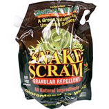 Enviro Protection Ind-Snake Scram Granular Repellent Shaker Bag-3.5 Pound