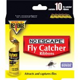 Bonide Products - Revenge No Escape Fly Catcher Ribbons--10 Pack